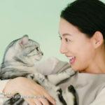 猫のトイレ「デオトイレ」のCMに女優の池田香織!閉めきった部屋でも臭わない!ユニチャームペット