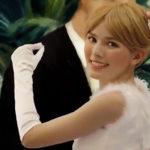 リョーユーパンのCMに名画の中のモデルのケリーアンちゃん!ダンスを踊っています。