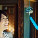 しまむらの夏パンのCMで風鈴を笑顔で見つめる可愛い子は小松美咲ちゃん