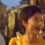 短髪の宮崎あおいちゃん出演の午後の紅茶CM第2弾はネコにミャ~オ!CM曲は「とんちんかんちん一休さん」中納良恵(EGO-WRAPPIN')